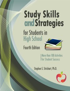 Book cover for high school study skills curriculum