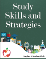 Book cover for struggling learners study skills curriculum