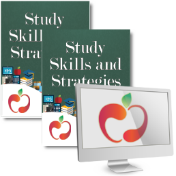 Study skills curriculum class package with online assessment